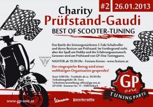 GPone Charity Flyer